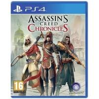 Jogo Assassins Creed: Chronicles Trilogy - PS4