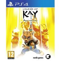 Jogo Legend of Kay Anniversary - PS4