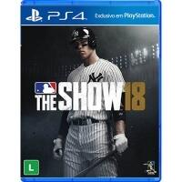 Jogo MLB The Show 18 - PS4